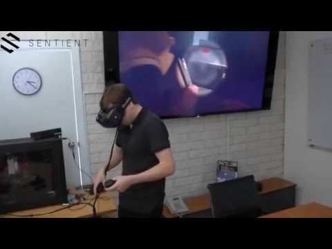 Lucy Switchgear - Virtual Reality 3D Training