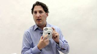 Fujifilm Instax Mini 25 Instant Camera Demonstration