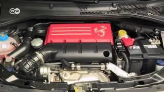 تجربة سيارة فيات أبارت 595   عالم السرعة