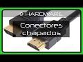 ¿Porque se usan conectores chapados en ORO en los PC Gaming?