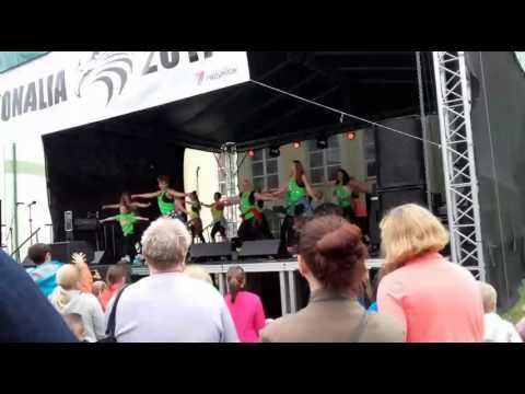 Zumba Show 😇😈 Łańcut Sokonalia 2017
