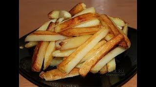 Жареная с луком неочищенная картошка рецепт от шеф-повара / Илья Лазерсон