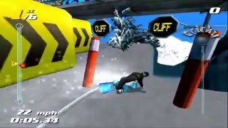 SSX Tricky - Marty World Circuit ~ Garibaldi Race