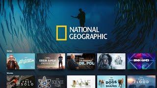 Disney Plus National Geographic