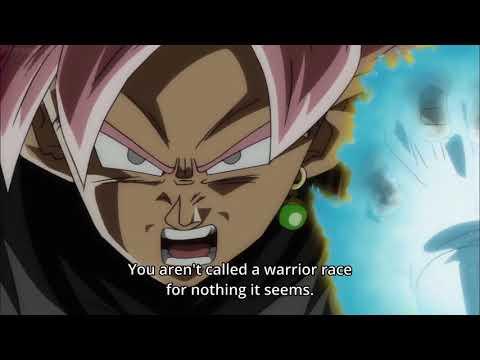 Vegeta vs Goku Black {AMV} || Post Malone ft. 21 Savage - rockstar