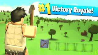 ROBLOX ISLAND ROYAL DUO SQUAD VICTORY!