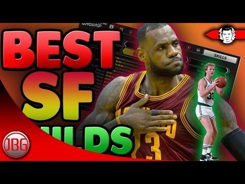 MOST OVERPOWERED SMALL FORWARD Creation : NBA 2K18 Run The Neighborhood Gameplay - My Career Tips