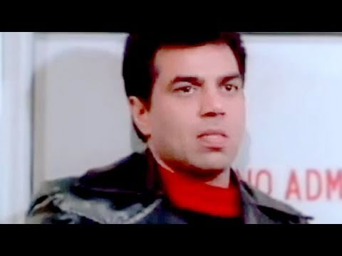 Dharmendra As Thief Loafer Scene Youtube