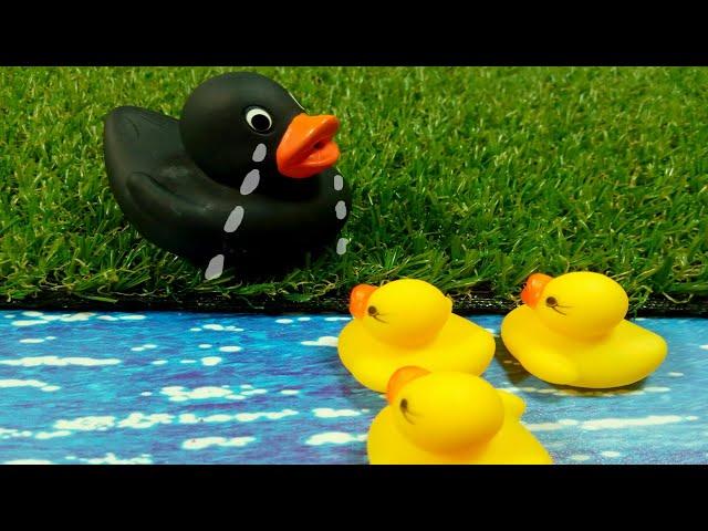 البطة القبيحة !! العاب سيمبا سون!! حكايات للأطفال بالعربية / Ugly Duckling