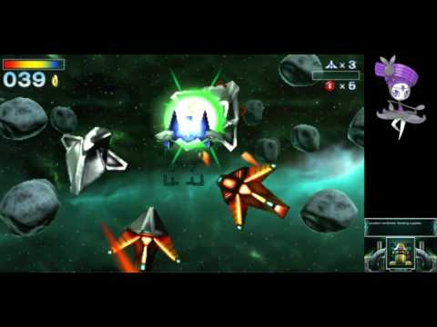 Star Fox 64 3D - Japanese Voices in English Version (Blue Line Route)