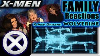 X-Men Origins: Wolverine | FAMILY Reactions | Fair Use