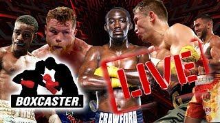 Boxing News Live: Jason's Pound for Pound | BOXCASTER thumbnail