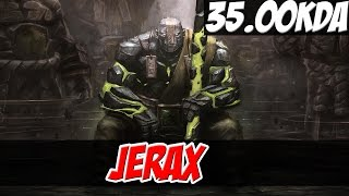 JeraX Plays Earth Spirit WITH 35.00 OF KDA - Dota 2