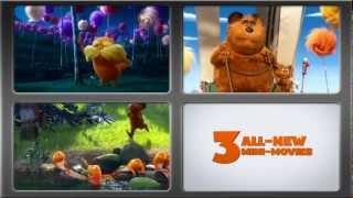 Dr. Seuss' The Lorax DVD/Blu-ray Combo Packs Trailer