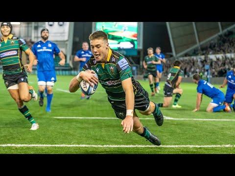 Highlights: Saints 26-34 Leinster