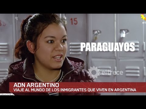 ADN argentino: PARAGUAYOS