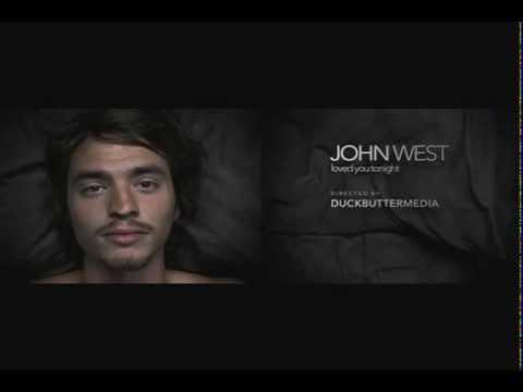 John West - Loved You Tonight (ORIGINAL VIDEO)