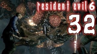 RESIDENT EVIL 6 [HD][BLIND] #32: Ultimativer Endkampf ungeschnitten!
