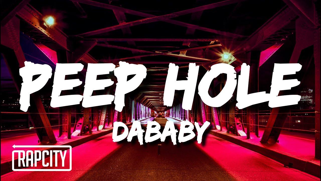 DaBaby - Peep Hole (Lyrics)