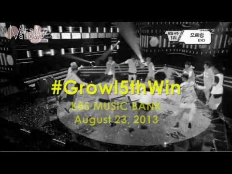 EXO's Growl Win Review