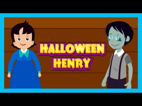 HALLOWEEN HENRY - KIDS HUT HALLOWEEN STORIES || HENRY AND THE HAUNTED HOUSE || HALLOWEEN STORIES