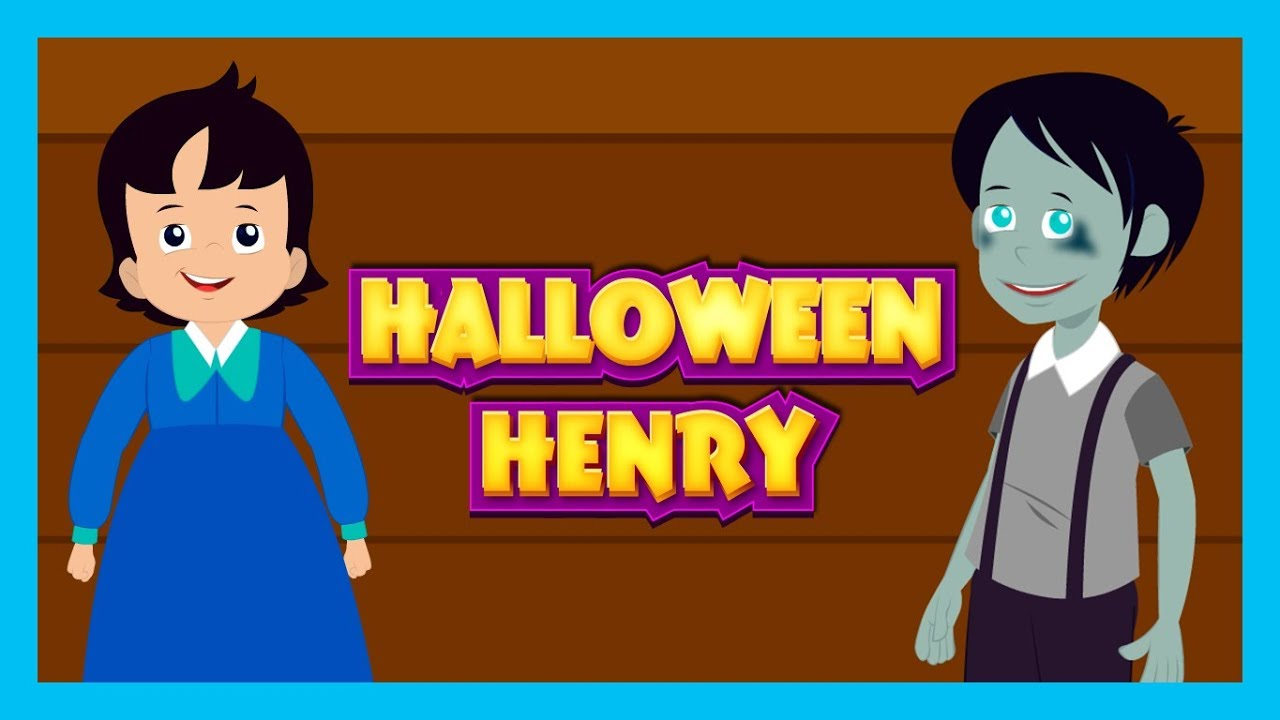 HALLOWEEN HENRY - KIDS HUT HALLOWEEN STORIES || HENRY AND THE ...