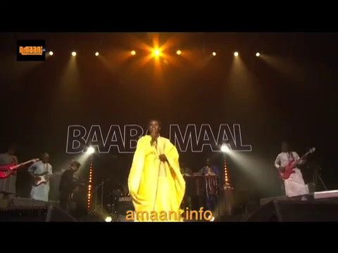 Baaba Maal - Live Zenith 2017 (Intégralité)