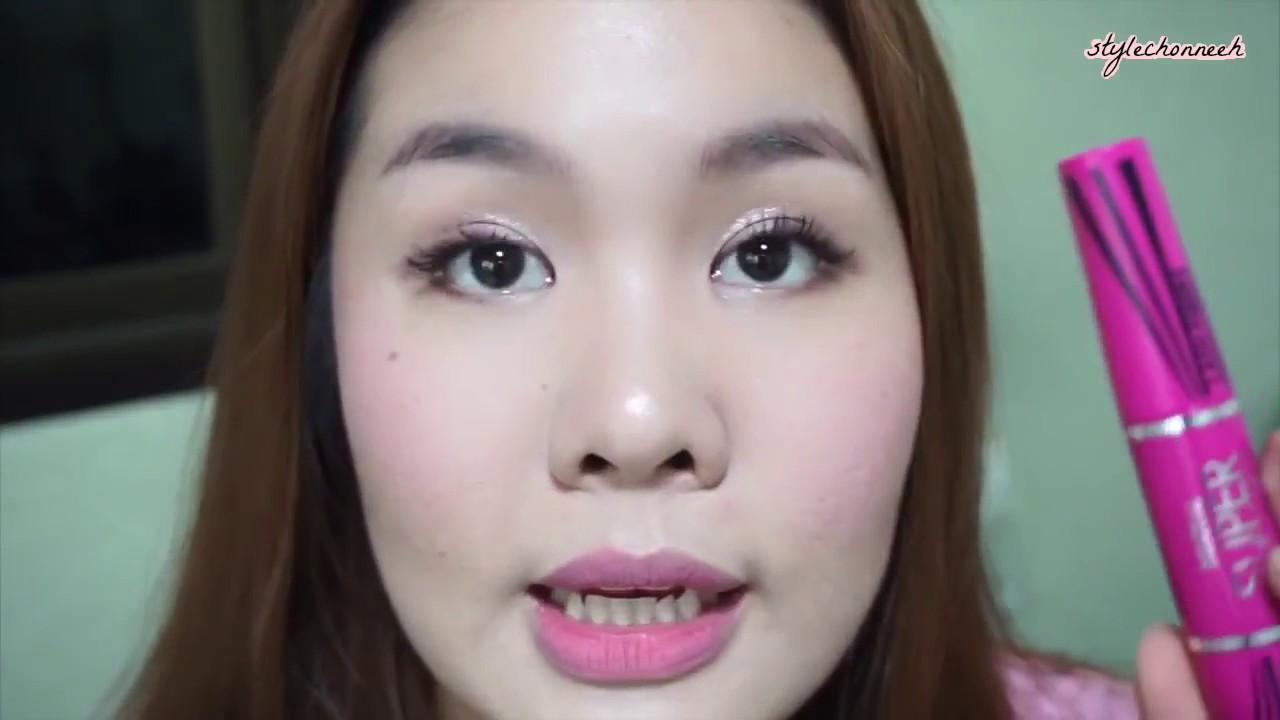 Mascara Mistine Super Model Thái