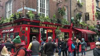 Temple Bar Dublin  | Must visit place on Ireland