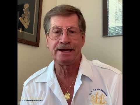 Syd Jones, Former Captain Of Mel Fisher's Salvage Vessel J.B. Magruder