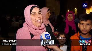 الآلاف يحيون ليلة القدر في المسجد الأقصى المبارك - (12-6-2018)