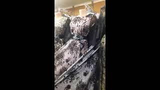 Видео Оптом платья для Нового года 1200 рублей