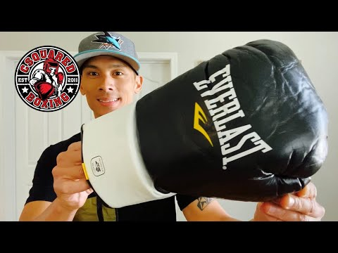 Everlast MX 2.0 Pro Boxing Gloves REVIEW- EXCELLENT PUNCHERS GLOVE WITH MEXICAN QUALITY!