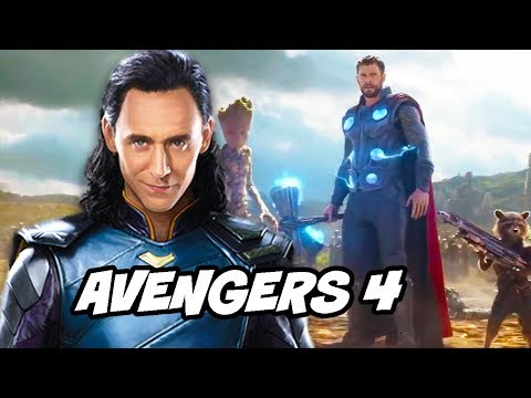 Avengers 4 Official Spinoff News Explained