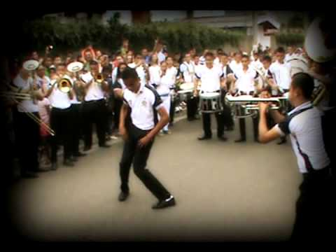 SHOW INU'S BAND INTERNACIONAL DESFILE DE CORREOS - TVS CANAL 99