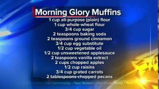 What's For Dinner: Morning Glory Muffins