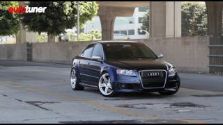 Supercharged Audi RS4