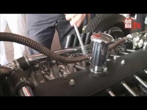 Klassiker : Auto Union Typ C - Klassiker Video ...............Oeni