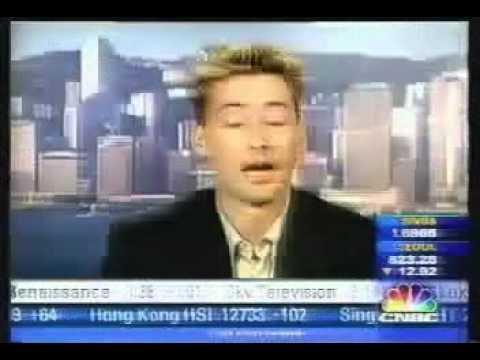 Jeff Berwick of Stockhouse.com on CNBC Asia - 1999