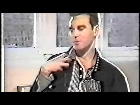 Morrissey Interview - Strangeways, Here We Come (Part 3 of 9) mp3