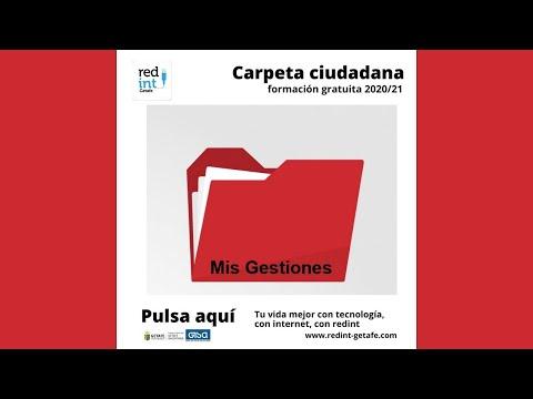 TRÁMITES ADMINISTRATIVOS: CARPETA
