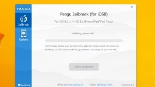 How to Jailbreak iOS 8 and 8.1