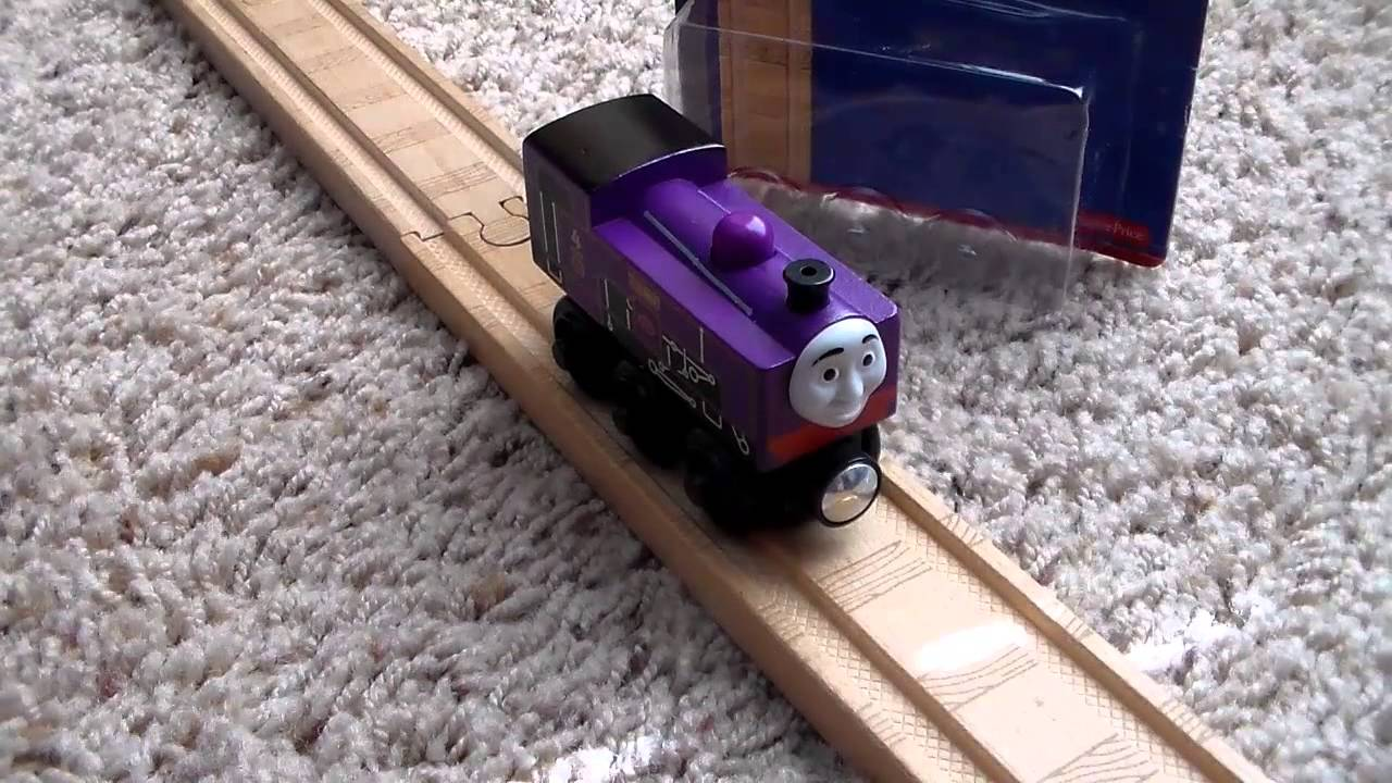 Thomas Wooden Railway Review Culdee By Legolover117