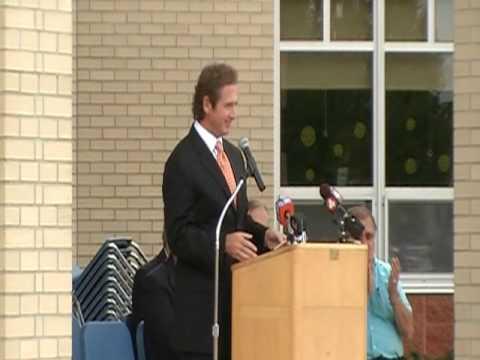 Big Tree Elementary School - Congressman Brian Higgins - 2009-09-21