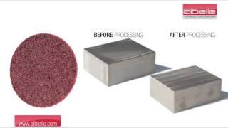 SCD SB Surface Conditioning Scrim Back discs