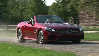Mercedes-Benz SL 2017 Videos