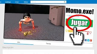 FIND THE TRUE MOMO GAME.. 💀 ROBLOX★