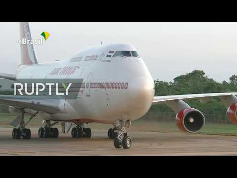 LIVE: Indian Prime Minister Narendra Modi arrives in Brasilia ahead of BRICS