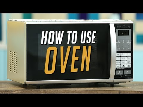 How To Use Oven | How To Use A Convection Microwave | How To Use An OTG | Baking Basics by Upasana