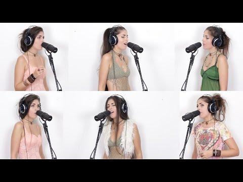 Selena Gomez - Kill em with kindness ( ACAPELLA COVER )